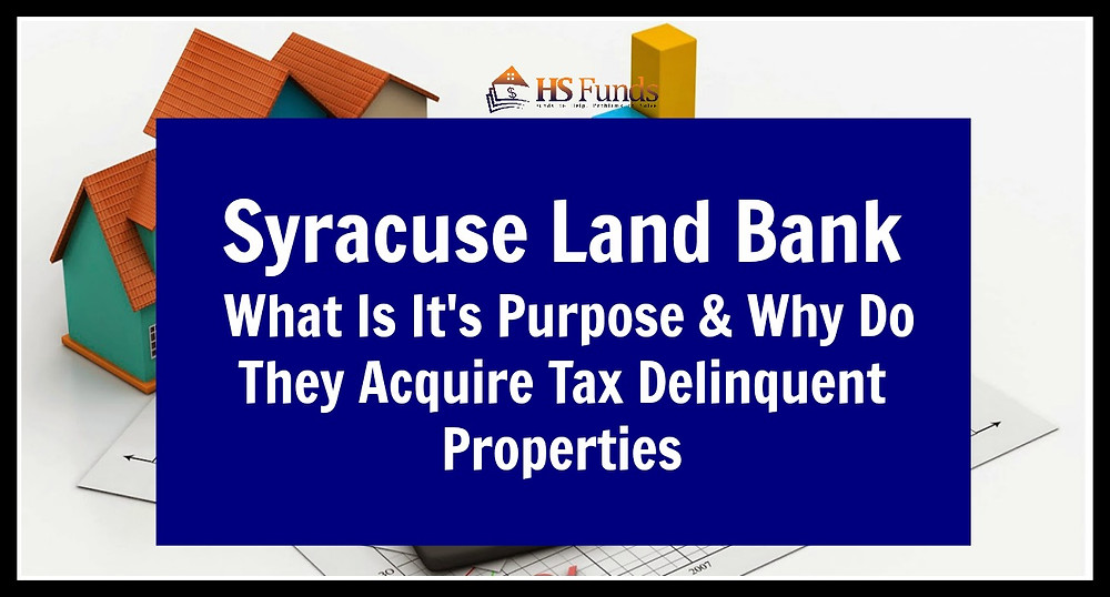 syracuse land bank