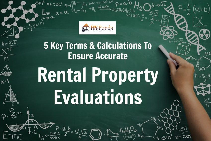 Rental Property Calculations