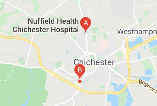 Consultations at Nuffield Chichester