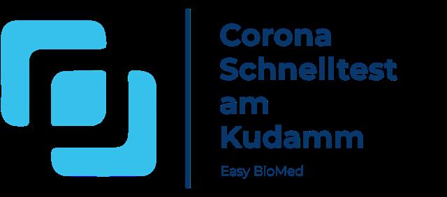 Logo Corona Schnelltest am Kudamm by Easy BioMed