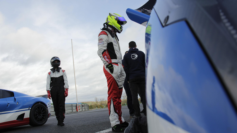 jeunes pilotes automobile