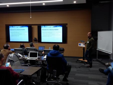 OPNFV 102 Meetup: Serverless Unikernel VNF Scheduling