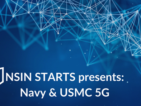 """Aarna Networks Participating in """"NSIN STARTS presents: Navy & Marine Corps 5G"""" Event"""
