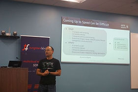 ONAP/OPNFV Training Presentation From OSN Meetup May/18/18