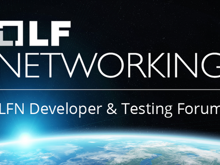 Join our Linux Foundation Networking Developer & Testing Forum Presentations