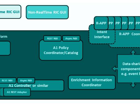 Non-Real-Time Radio Intelligent Controller (non-RT RIC) : Data driven RAN optimizer