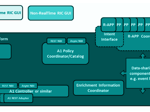Non-Real-Time Radio Intelligent Controller (non-RT RIC) : Data driven RAN optimizer