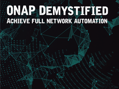 """Free """"ONAP Demystified Book"""" and other ONAP Beijing Goodies"""