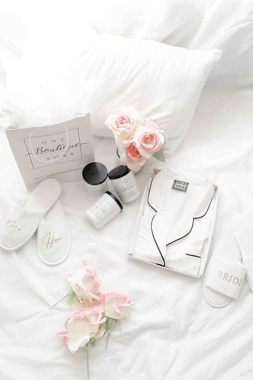 LUXURY WINTER BRIDAL PARTY BOX