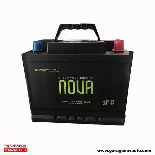 NOVA Battery Din 55