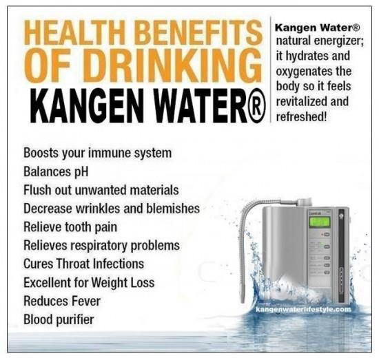 Alkaline Water Hot Yoga