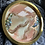 Thumbnail: Rose Gold Marble and Abalone Tray