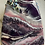 Thumbnail: Luxury Amethyst Marble Serving Board with Abalone