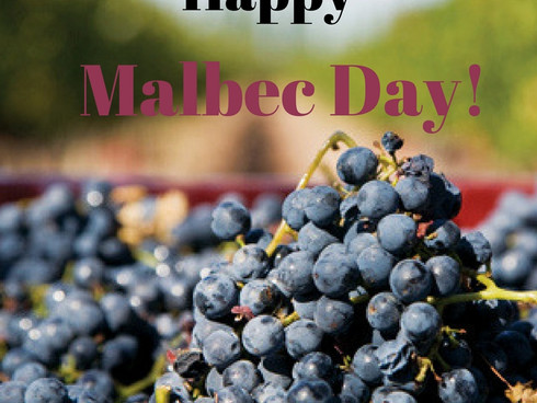 World Malbec Day - Argentina's 164 Year Love Affair