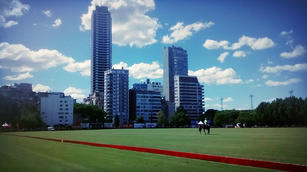 Polo in Palermo Buenos Aires