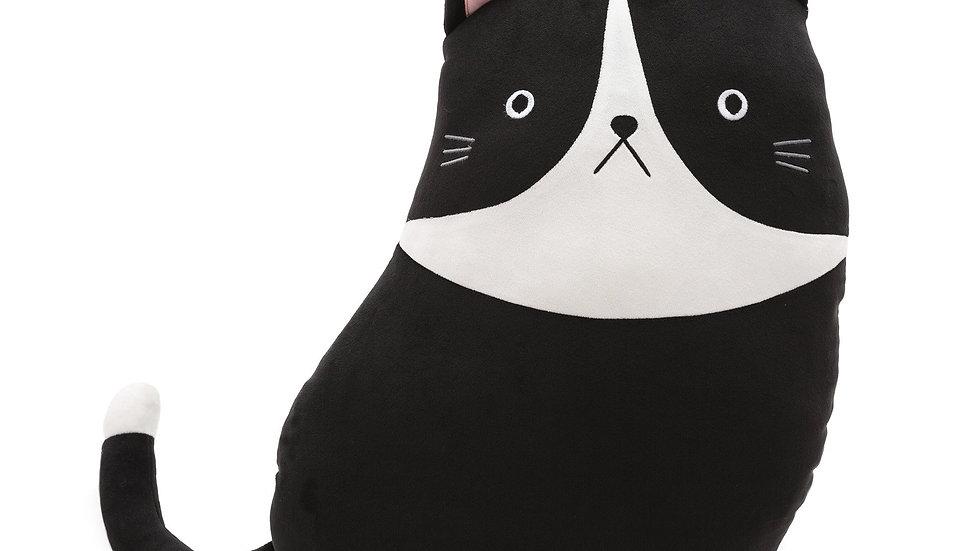 Cat Plushie Black