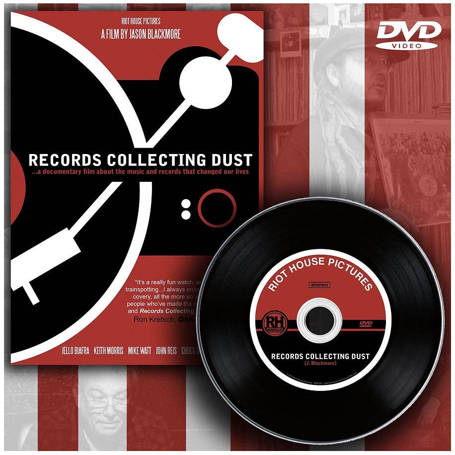 vinyl record documentary