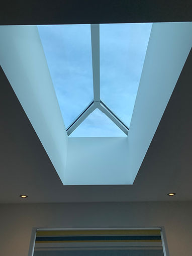 Skylight. EcoBuilders.Green