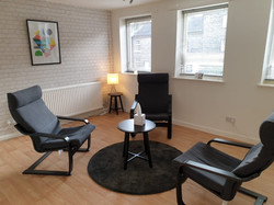 An image of the counselling space