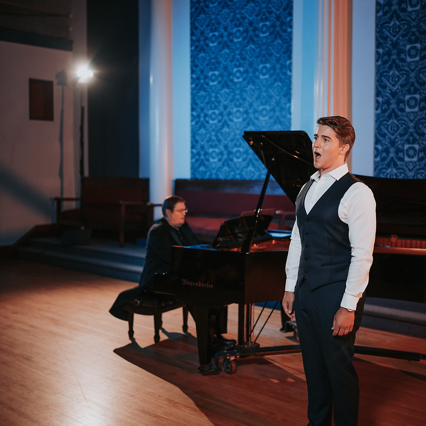 Songs of Love and Loss Virtual Recital Oct 11th