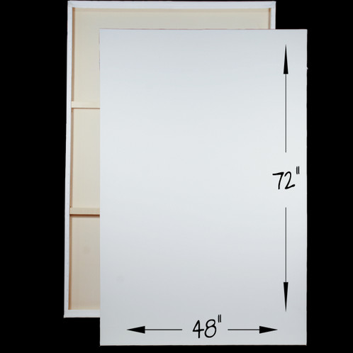 48x72 genie canvas