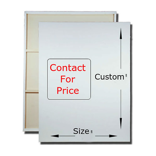 Custom Size Genie Canvas - Contact for Price