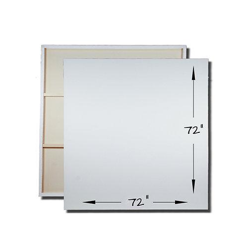 72x72 Genie Canvas - 2 1/2 inch Gallery Depth