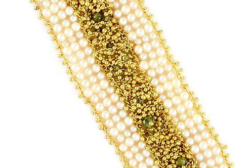 30 Fabrics Bracelet