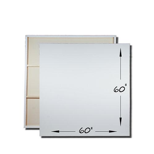 60x60 Genie Canvas - 2 1/2 inch Gallery Depth