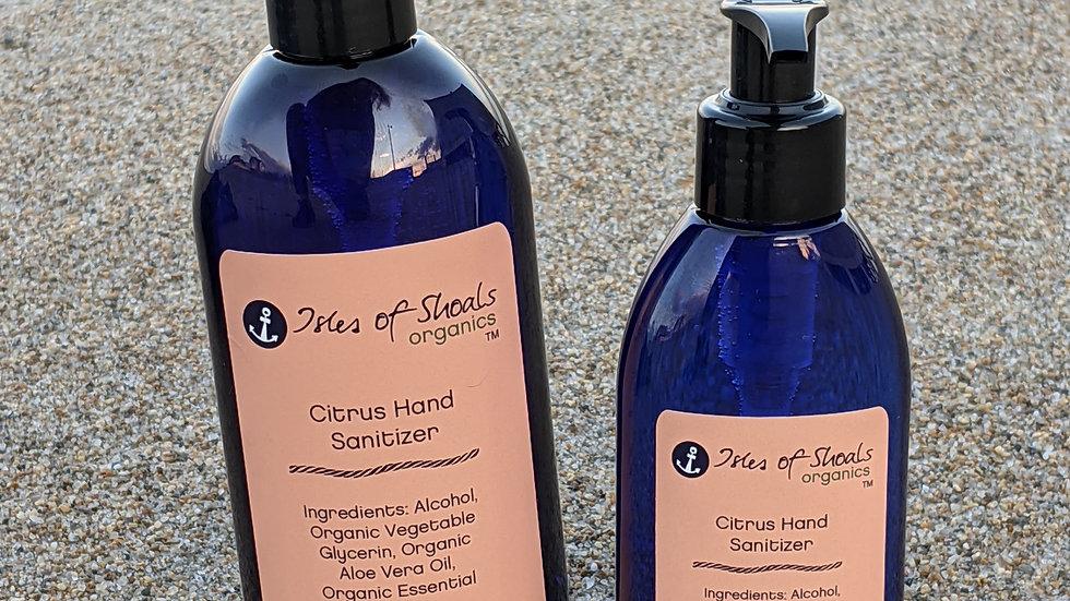 Citrus Hand Sanitizer