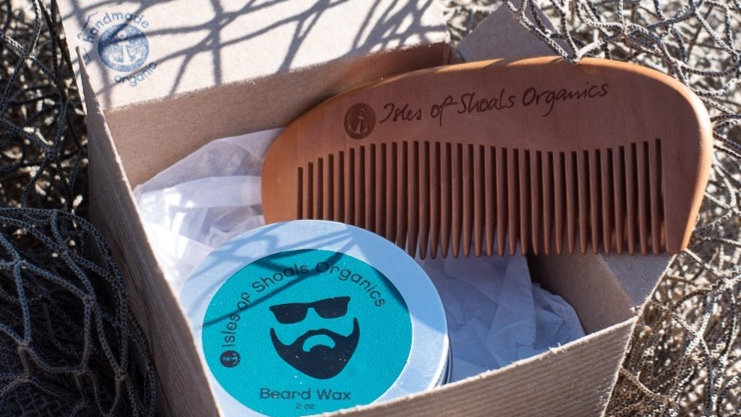 Beard Wax & Comb Kit