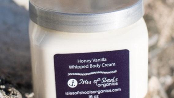 Honey Vanilla Whipped Hand & Body Cream