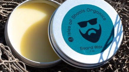 Bourbon Scented Beard Wax
