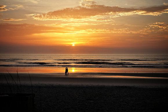 Saint Augustine Sunset #1, Florida