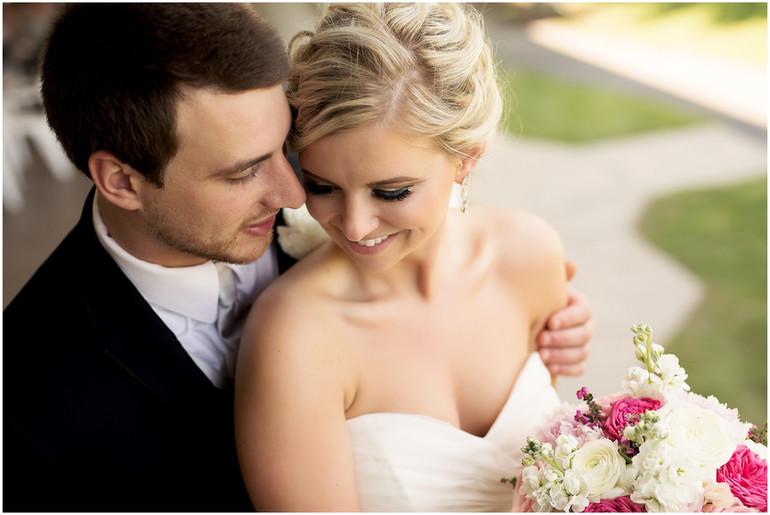 Mr. & Mrs. Cahill