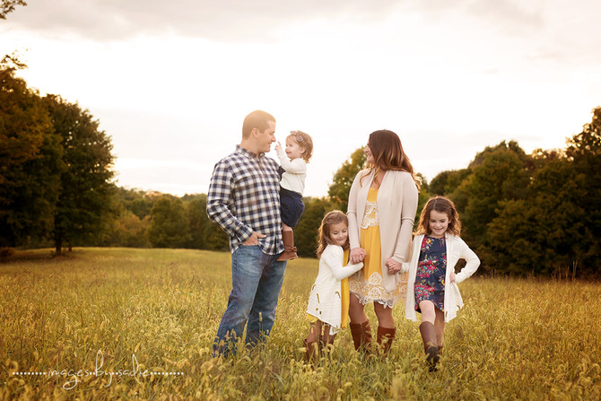 How to have the PERFECT family photoshoot!
