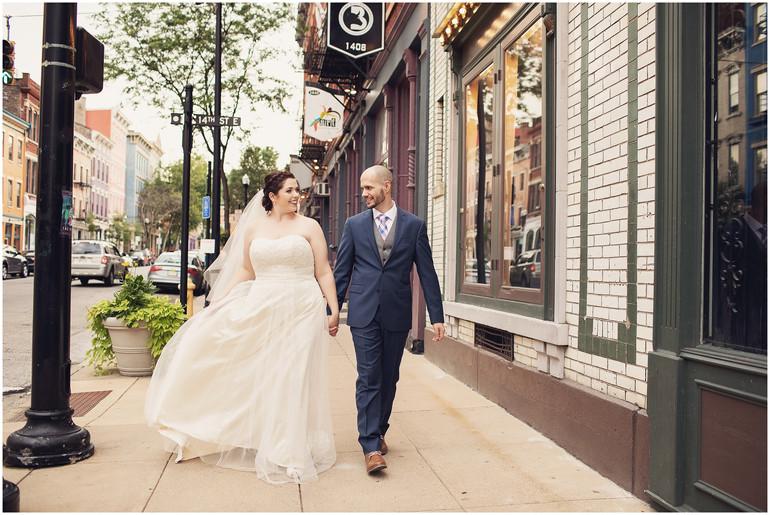 Mr. & Mrs. Moss