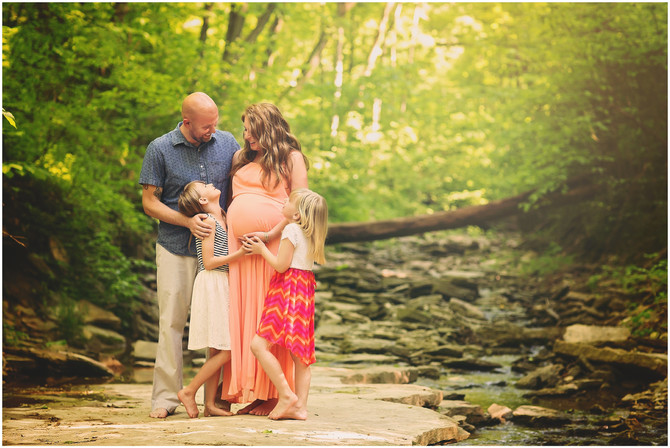 Maternity Session and a Hike!