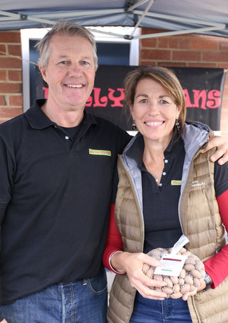 Rob and Susie Long Pally Pecans MOAP