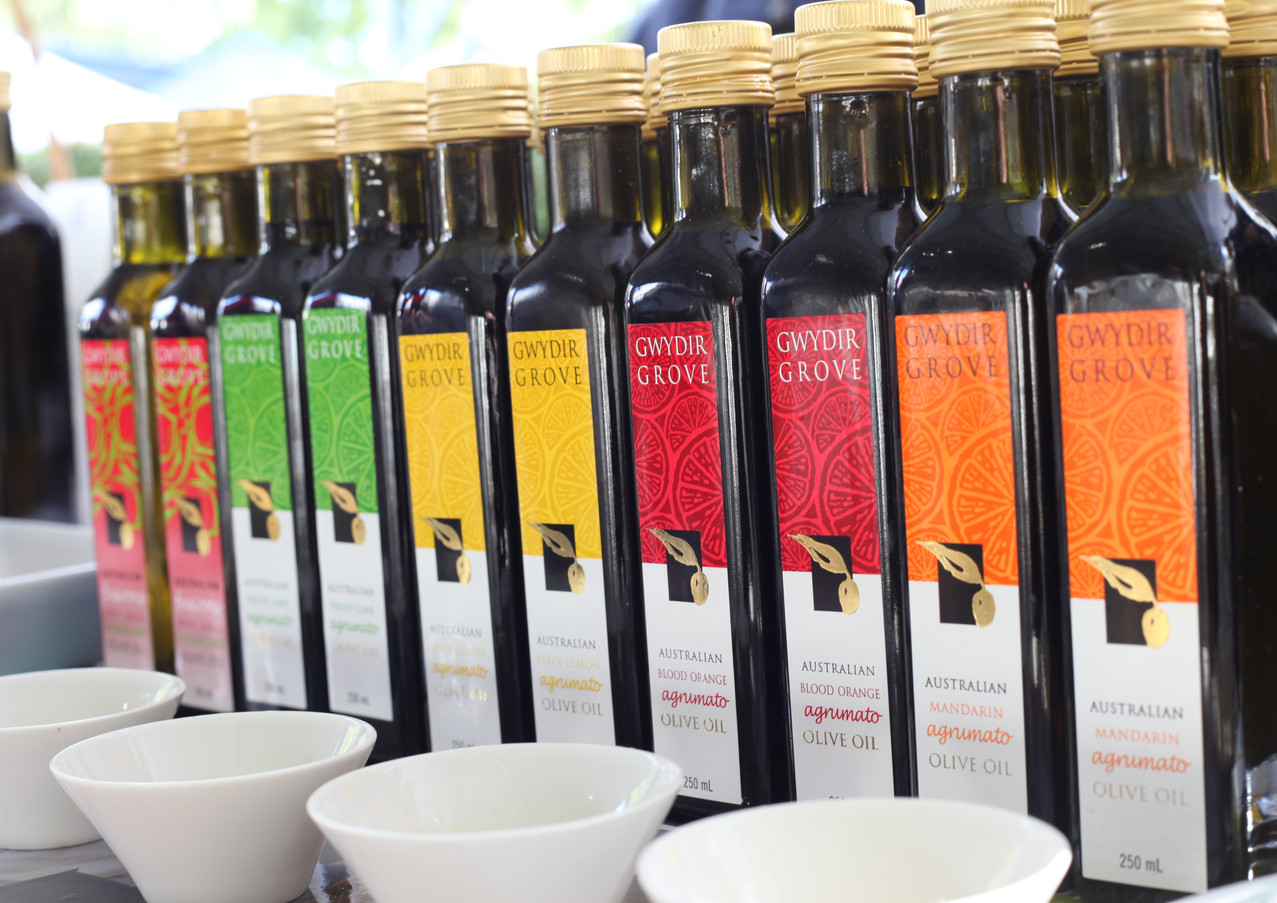 Gwydir Grove Olive Oil