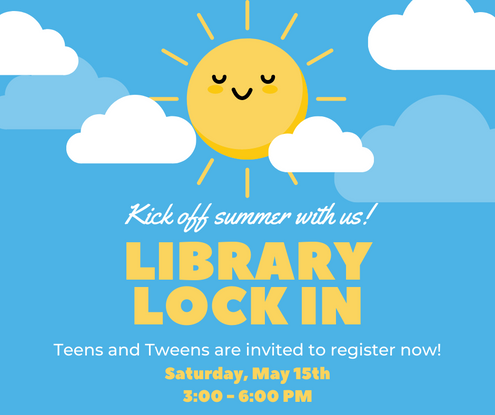 Library Lock-In
