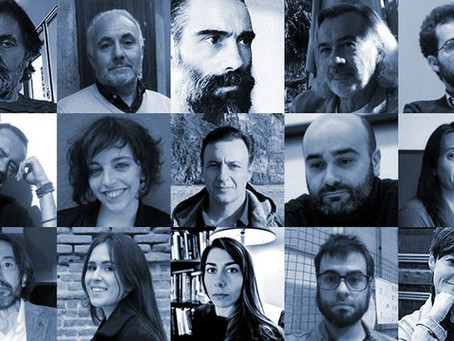 Pandémicos: veinte poetas enfrentados con un virus