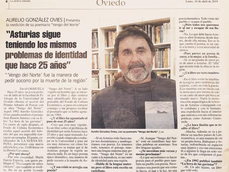 """""""Asturias sigue teniendo los mismos problemas de identidad que hace 25 años"""""""