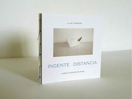 """La Bohème con Elisa Torreira, Aurelio Gonzalez Ovies y su libro de artista """"Ingente distancia&q"""