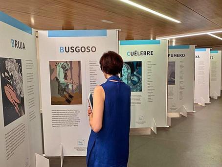 La Villa Condal fusiona mitología y poesía en una exposición