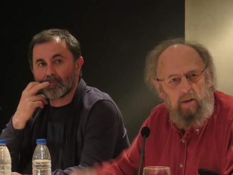Francisco Álvarez Velasco presenta su último poemario