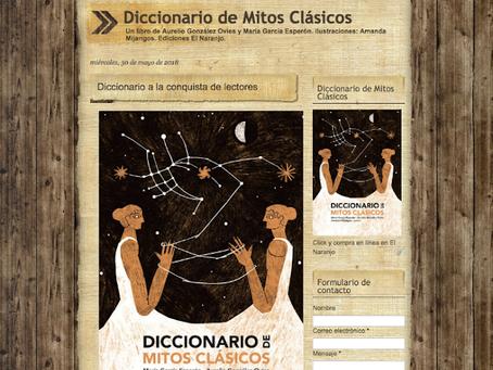 BLOG PARA DICCIONARIO DE MITOS CLÁSICOS