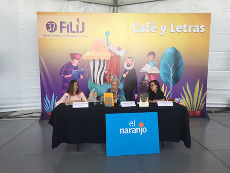 MITOS CLÁSICOS EN LA FILIJ 2017 (México)