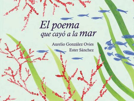 'El poema que cayó a la mar' entre los más vendidos en diciembre 2015 en México D.F