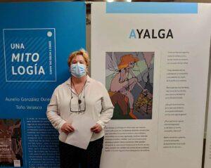 Noreña acueye la esposición «Una mitología. Seres y mitos del Norte»